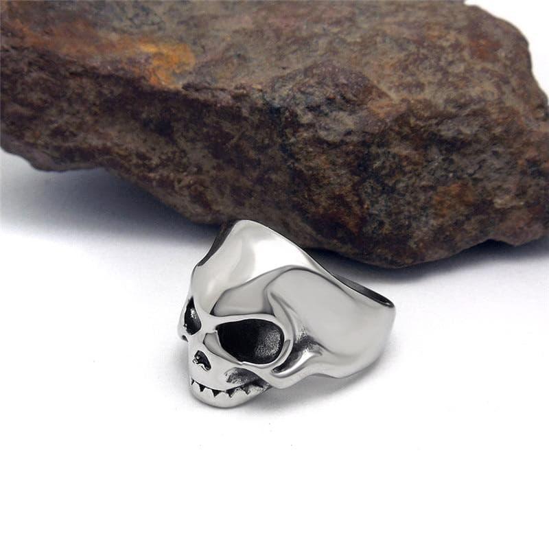 Keith Richards Skull Ring